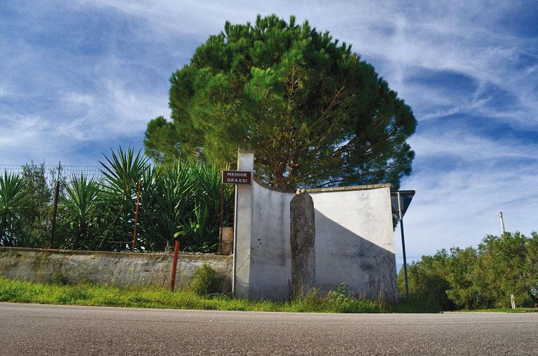 Menhir Grassi